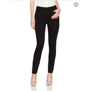 Not Your Daughter's Jeans black straight leg